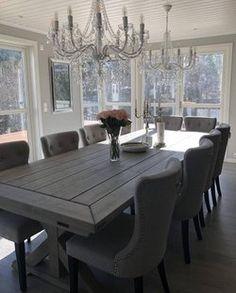 Tables custom made farmhouse furniture Farmhouse Furniture, Dining Table, Rustic, Home Decor, Country Primitive, Decoration Home, Room Decor, Dinner Table, Retro