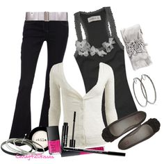 casual and comfy - Polyvore