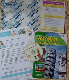 Invat italiana cu Eurocor, lectiile 1 si 2