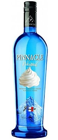 Pinnacle Whipped vodka... Add to Ocean spray cranberry lemonade and you have yourself one TASTY summer drink!