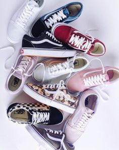 Vans never go out of style