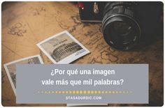Sobre el poder de lo #visual. #inboundmarketing #blogstoryfriendly #marketingdecontenidos #contenidos #imágenes