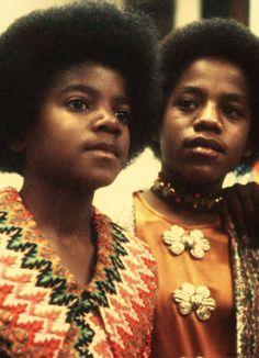 Marlon & Michael Jackson