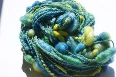 Spinnfrau: Blog2Blog, ArtYarn, ein paar Farben