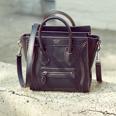 Add a luxe handbag to your collection.