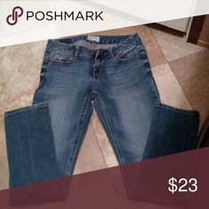 Aeropostale jeans Aeropostale skinny jeans size 1/2 short. Excellent condition. Aeropostale Jeans Skinny