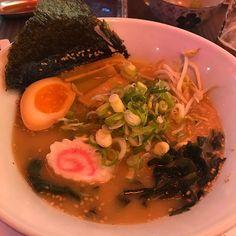 No calen filtres per gaudir daquest impressionant #Ramen al @oishiiramenstreet de #Barcelona . . #ramen #ramenmiso #ramensoup #japo #japan #japanfood #foodphotography #foodlover #yummy #soup #lunch #bcn #gastronomia #gasto #gastronomy