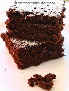 L'Antro dell'Alchimista: Busy-Day Chocolate Cake