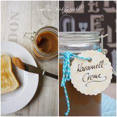 Yummy: Caramel-Creme! Lecker: selbstgemachte Karamell-Creme für viele Verwendungsmöglichkeiten