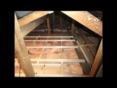 How to seal attic air leaks attic garage workshop and attic spaces solutioingenieria Images