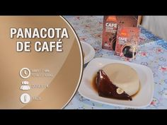 Panacota de café - receita em vídeo - YouTube