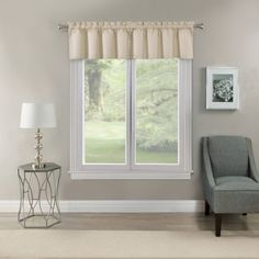 Eclipse Samara Blackout Energy-Efficient Thermal Valance, Available in Multiple Colors, White