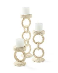 Del Sur Candleholder - Serena & Lily