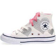 Schuhe Kinder Sneaker High Converse 660971C CT HI SNEAKERS Mädchen WHITE WHITE