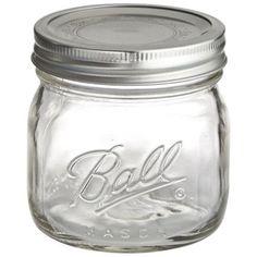 12,99 € 4Ball® Moderne Marmeladengläser mit Deckel & Weiter Öffnung, 490Ml in gläser und flaschen bei Lakeland Deutschland