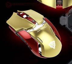 E-Blue Iron Man 3 Gaming Mouse