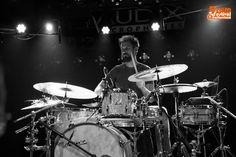 Benny Greb (Germany) - Drum Festival Switzerland 2015