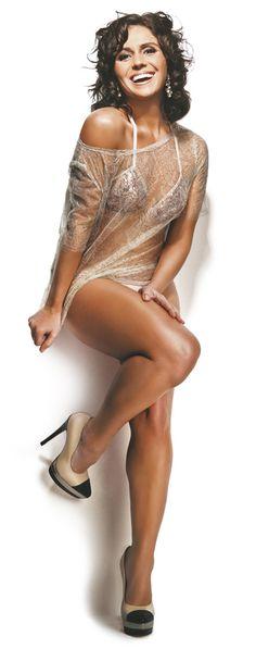 Giovanna Antonelli para Boa Forma