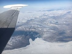 NASA's IceBridge Surveys Glaciers in Northeast Greenland Follow @GalaxyCase if you love Image of the day by NASA #imageoftheday