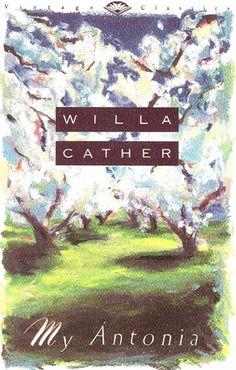 My Antonia, Willa Cather. =)
