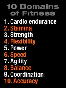 Make physical fitness a priority, not something that gets squeezed into the week, after everything else.