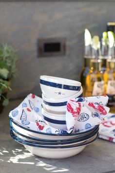 The 4th of July is a favourite holiday of many Americans and expats now living across the globe. Lexington founder and designer Kristina Lindhe shares her top tips on how to keep your 4th July dinner party a stylish affair…