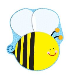 Bee Cut-Outs - Carson Dellosa Publishing Education Supplies  #CDWishList  they are super cute.