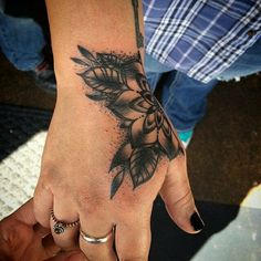 See 896 photos and 1 tip from 81 visitors to SLC Ink Tattoo. Mandala Hand Tattoos, Chicanas Tattoo, Side Hand Tattoos, Small Hand Tattoos, Tattoo Fonts, Ankle Tattoo, Tattoo Small, Tribal Hand Tattoos, Samoan Tattoo