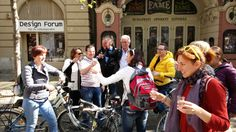 Food Tour Budapest is a culinary and gastro sightseeing tour in Budapest by bike! Budapest Sightseeing and all the secrets of the Hungarian cuisine combined
