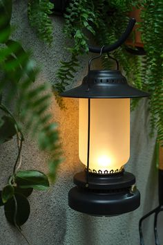 IKEA STORHAGA LANTERN A straightforward-looking latern lamp that works well as outdoor lighting or as extra lighting for any occasion. You could even use them as candles and dot them around your space for a low-light glow in the colder months (definitely very hyggeligt.)