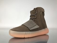 "e525cabb66d5 Final Basf Batch Adidas Yeezy Boost 750 ""Chocolate"" BY2456 Real Boost New  Public Quality"