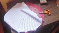 Cómo hacer un bolso personalizado con un salvamantel: paso a paso - melopinto.com Bag Patterns To Sew, Sewing, Clutch Bags, Accessories, Ideas, Fashion, Bag Design, Hand Bags, Sewing Projects