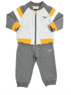 Sweatshirt and Pants by Armani Junior 1-3 yrs