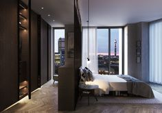 Michaelis Boyd Associates — Parker Tower