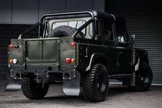 Kahn Land Rover Defender Double Cab Truck