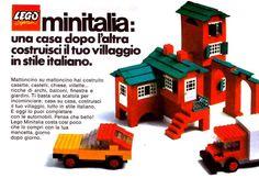 Lego Minitalia 1971