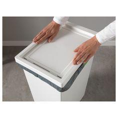 Blueprint binding strips 100pk organization pinterest filur bin with lid white malvernweather Gallery