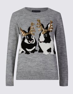 72233468d8b7 9 Best Novelty Christmas Jumpers images