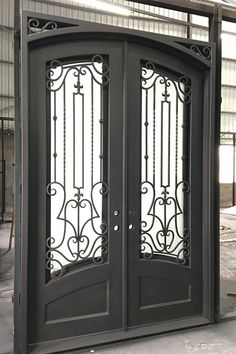72 X 108 Archives Entry Iron Door Custom Wrought Iron Doors Wholesale Price Iron Doors Iron Door Design Wrought Iron Doors