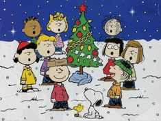 A Charlie Brown Christmas again another favorite! It is just not Christmas time without Frosty, Rudolph and Charlie Brown. The Christmas Song, Christmas Time Is Here, Noel Christmas, Christmas Images, Christmas Movies, First Christmas, Winter Christmas, Vintage Christmas, Holiday Movies