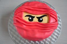 Ninjago taart Lego Ninjago Cake, Desserts, Food, Birth, Kids, Tailgate Desserts, Deserts, Essen, Postres