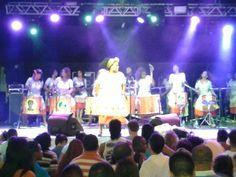 Banda Dida, só se vê na Bahia.