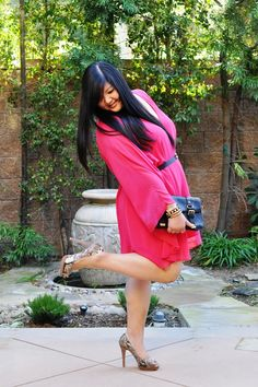 {mood booster} REAL Curvy Girl inspiration from Allison Tang, her blog: Curvy Girl Chic