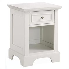 Home Styles 5530-5013 Naples Queen Bed and Night Stand, White Finish  http://www.furnituressale.com/home-styles-5530-5013-naples-queen-bed-and-night-stand-white-finish-2/