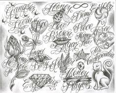 //wwwtaringanet/posts/arte/9734961/Tattoo Sketchbook Chicanohtml