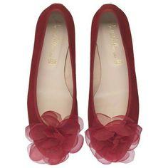 a06d4ebe Pretty Ballerinas : Special Flowers Collection Estilo De Zapatos,  Bailarinas Zapatos, Zapatos Planos,