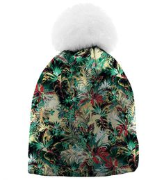 One of its kind, unique fully printed caps & beanies. Stylish and comfy - no matter how often you wash it, it won't fade away or loose it's shape. Winter Time, Beanies, Lush, Composition, Mystery, Winter Hats, Gloves, Tropical, Cap
