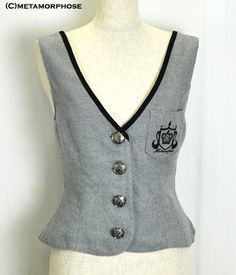 Apprentice Sorcerer Vest (Solid Color)