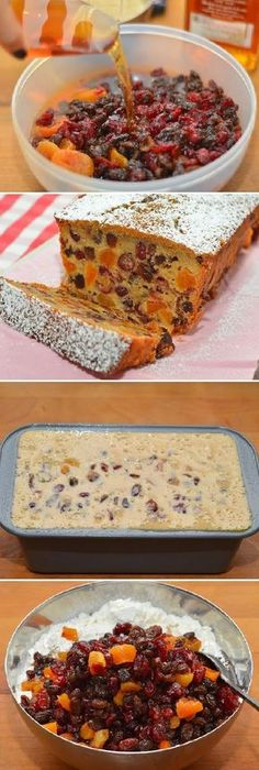 Fruit Cake Receta 50 New Ideas Mexican Food Recipes, Sweet Recipes, Cake Recipes, Pan Dulce, Just Cakes, Sweet Bread, Desert Recipes, Christmas Desserts, Delicious Desserts