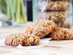 Frokost cookies med smak av gulrotkake